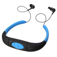 Compra Auricolare B-ortable Audio Video Cuffie auricolari Migliore ELEGIANT IPX8 impermeabile Cuffia MP3 Player Nuotare Surfing SPA Diving Sports Lettore MP3 B ...