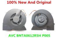 Wholesale avc fan cpu - Wholesale- NEW AVC BNTA0612R5H P005 CPU FAN FOR Lenovo Y510P Y510PT-ISE Y510P-IFI Y510PA CPU COOLING FAN