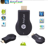 AnyCast M2 Plus Airplay 1080P sem fio WiFi Display TV Dongle Receptor HDMI TV Stick DLNA Miracast para Smart Phones Tablet PC