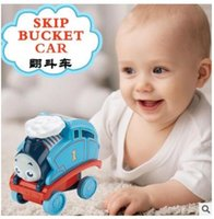 Wholesale Thomas Train Magnetic Set - A variety of alloy Thomas small train suits, magnetic links, Thomas children's gifts, gift sets, accompany your children to grow up