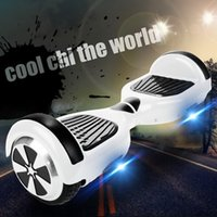 Wholesale Walking Scooter - (US STOCK) UL2722 Hoverboard 6.5 inch Two Wheels Electric Scooter Smart Balance Walk Car Hover board Standing Smart Skateboard Roller