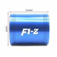 Wholesale Supercharger Turbine Air Intake - F1-Z Double Supercharger Turbine Turbo charger Air Intake Fuel Saver Fan