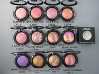 Wholesale Mineralize Blush Fard Joues - Wholesale- new makeup Mineralize Blush FARD A JOUES Mineralize BLUSHER (2pcs lot) free shipping