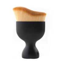Wholesale tool bb for sale - HOT espoir Makeup Brush Cosmetic Foundation BB Cream Powder Blush Makeup Tools Black DHL