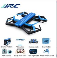Wholesale Race Hd - New JJRC H43WH H43 Selfie Elfie Wireless FPV With 720P Camera Altitude Hold Headless Mode Foldable Arm RC Racing Aircraft Mini Drone DHL