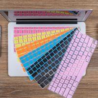 "Wholesale Keyboard Skin Macbook Pro 13 - Best Silicone Keyboard Skin Cover Case for Macbook Air Pro 13"" 15"" 17"" Inch PP Keyboard Protective Film"