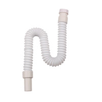 Wholesale Cleaning Hose - PVC Hose for Lavatory Bathroom Basin Universal Basin Sink Drain Pipe Adjustable Trap Waste Pipe Bathroom Kitchen Under Corrugated Pipes