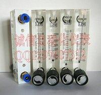 Wholesale H2 Gas - Wholesale-H2 adjustable gas flow meter LZM-8M for hydrogen gas flow meter 1-10L min