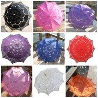 1 stücke Chinesische Seide Tuch Regenschirm Kreative DIY Handwerk Für Frauen