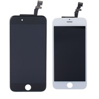 Wholesale Iphone Lcd Original Screen - Original Quality and Tianma Lcd Display For iPhone 6 Touch Screen Panels Display Digitizer Assembly White Black With Free Shipping