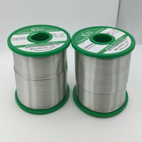 Wholesale Environmental Led - Green pollution-free lead-free solder wire 0.6 -1.0mm environmental tin content 99.3-0.7Cu100g