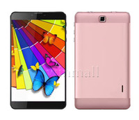 7-дюймовый 1280 * 800 IPS экран Quad Core 1GB 16GB Dual SIM 3G планшетный ПК Android Phablet GPS Bluetooth Wifi