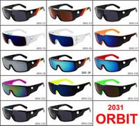 Wholesale Top Brands Sunglasses Wholesale - Brand Sunglasses 2031 2030 Reflective Lens Big Frame Sunglasses for men women 18 colors top selling sun glasses AAAAA+