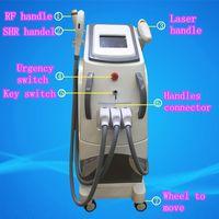 Wholesale Nd Yag Laser Equipment - Portable ipl shr tattoos equipment hair removal machine Most Popular multifunction beauty machine spa equipment 300000 shots