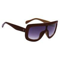 Wholesale Premium Rectangle - S5Q Women Premium Quality Square Sunglasses Vintage Big Frame Sun Glasses UV400 AAAGJU