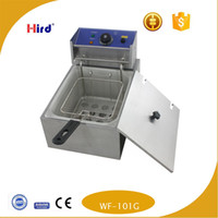 Wholesale Table Top Single Tank Electric Fryer L Fryer Fast Food Equipment Electric Fryer For Sale