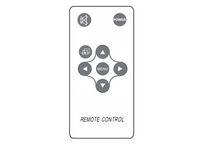 Wholesale Lilliput Lcd Monitors - Wholesale- 8 Keys Remote Control For Lilliput Monitor 667GL-70&668GL-70&619&779GL-70NP&669GL-70&869GL-80&FA1011-NP&FA1014-NP&FA1000-NP