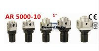 Wholesale AR5000 G1 Pneumatic Mini Air Pressure Regulator Inch BSP Type Air Treatment Units quot Port Size