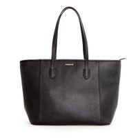 Wholesale Leather Tote Bags Wholesale - Wholesale- 2016 MG Big Soft Women Leather Handbag Female Bag Women Vintage Famous Brand Zipper Black Tote Shoulder Messenger Bag Sac A Ma