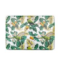 Wholesale Super Hard Pole - For Macbook Apple laptop bag Parrot Case rubber case notebook hard shell Air Pro Retina Super Pole parrot case