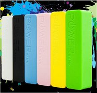 2600mAh Power Bank Charger Portable Perfume 2600 mah Telefone celular USB PowerBank External Backup Carregadores de bateria para Samsung iPhone HTC MP3