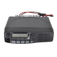 mobil araba vhf toptan satış-TM-281A Mobil Radyo Araç Walkie Talkie Araba Radyo VHF İki Yönlü Radyo