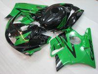 Wholesale High Quality Fairing Body Kit - High quality fairings+tank for honda CBR600 F2 1991 1992 1993 1994 CBR600F2 91 92 93 94 fairing body kit #w72b2 Green black