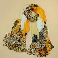 bufandas finas de hijab al por mayor-Venta al por mayor-desde la india caliente 2016 nueva impresión gasa bufandas mujer delgada chal cinturón turbante venta por mayor moda hijab bufandas árabes envolver