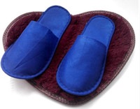 Wholesale Winter Slipper Flats - wholesale 2017 free shipping women and man 's Slippers fashion Hotel, travel, home,good quality