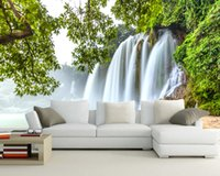 Dropshipping Living Room Live Waterfall Wallpaper UK Free UK