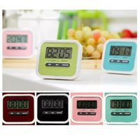 Kitchen Cooking 99 Minute Digital LCD Alarm Clock Médicament Sport Compte à rebours Calculatrice Timers de cuisine 120pcs
