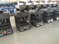 Wholesale Auto Electric Compressor - No Air Compressor Auto Rosin Press Machine 100% original Factory Directly Sale PURE ELECTRIC Auto Dual Heat Plates with LCD