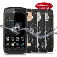 Wholesale Smartphones Waterproof - Original Blackview BV7000 Pro Android6.0 4G SmartPhones 5.0inch 4GB RAM 64GB ROM Octa Core IP68 Waterproof 1080P 13.0MP Dual SIM