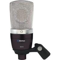 конденсаторный микрофон оптовых-Высокое качество mc410 Alctron конденсаторный микрофон конденсаторный кардиоидный большой диафрагмой конденсаторный микрофон записи