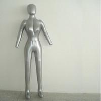 maniquí de mujer sexy completo al por mayor-torso inflable al por mayor, modelos femeninos inflables, soporte de exhibición del paño de las mujeres, maniquí femenino inflable del traje de baño del pvc, cuerpo completo, M00358