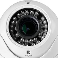 Wholesale Dome Ip Camera Outdoor 3x - 36pcs ir led night vision 20m distance 1080P ip camera 3X Motorized auto zoom Lens 2.8mm-12mm outdoor indoor IP66 dome camera