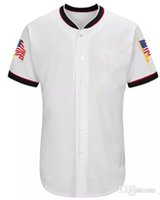 Wholesale 1917 Baseball - custom Men's women youth White Home 1917 Cooperstown Collection Team Cool Base Jersey