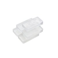 outil de moule à ongle achat en gros de-Vente en gros-Vente chaude 5 pcs 3D Fleur Forme Acrylique Nail Moule DIY Nail Art Modèle Outil