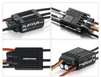 Wholesale Heli Pro - Speed Controller 100% Original HobbyWing Platinum PRO V4 60A ESC (3S-6S) for 450-480 Class Heli (Propeller: 325-360mm)