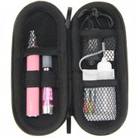 Wholesale Electronic Cigarette Cases Free Shipping - CE4 eGo zipper case single kit CE4 Atomizer Clearomizer ego t 650mah 900mah 1100mah battery electronic cigarette Free Shipping