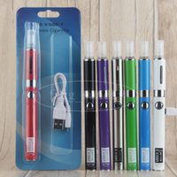 Wholesale Ego Usb Kit - Evod UGO V2 Micro USB 650 900 mah MT3 Atomizer Ego Single Vape Pen Blister Kit