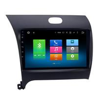 "Wholesale Dvd Car For Kia Forte - 9"" Touch Screen Octa Core Android 6.0.1 Auto Car DVD For Kia K3 Forte Cerato 2012+ GPS Head Unit Radio RDS WIFI 4G OBD DVR 2G RAM 32G ROM"