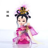 Wholesale Beautiful Drawings - Shipping Tang Ren Fang Beijing human genuine four beautiful ornaments Diao Chan business affairs gift abroad
