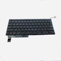 macbook pro a1286 unibody großhandel-A1286 US Laptop Tastatur für Apple MacBook Pro Unibody 15