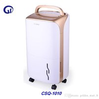 Wholesale Full Drain - 4L 220V Dehumidifier home silently Purify air dehumidification drying drying the basement Air Dryer Household Office dehydrating breather