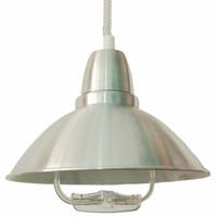 interruptor vde al por mayor-Luz colgante redonda con interruptor levante hacia abajo Luz tensa de aluminio