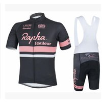2016 Rapha Cycling Jerseys Short Sleeves Cycling Shirts Ciclismo Vestuário Bike Wear Confortável Anti UV Hot New Rapha Jerseys 8 Cores 2017