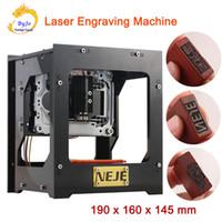 Wholesale Machine Energy - 1000MW High Energy Laser Engraving Machine NEJE DK-8-KZ USB Engraver High Speed Micro Mirror Type Stamp Maker