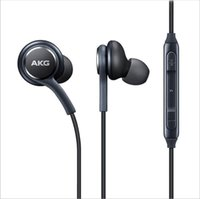 Wholesale A Quality Earphones For Samsung S7 S8 edge S8 Galaxy Headphone In Ear Headset With Mic Volume Control EO IG955