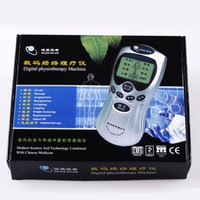 Wholesale Cervical Treatment - 2017 new Wit factory direct digital meridian physiotherapy instrument cervical treatment instrument wholesale multi-function electronic mass